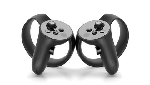Los mandos Oculus Touch estarán a la venta a finales de año