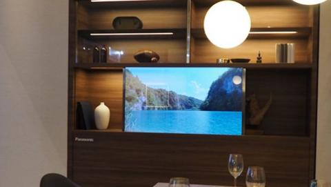 televisión de Panasonic
