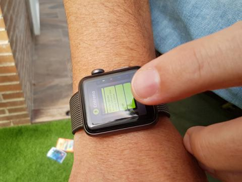 Apple Watch Deporte