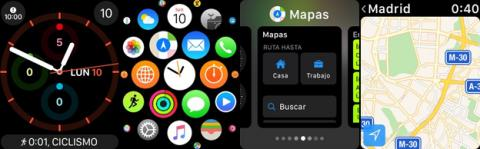 Software Apple Watch 2