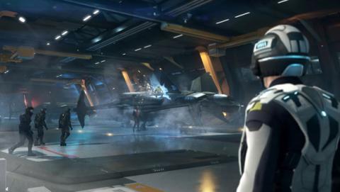 Squadron 42, la historia de Star Citizen, no llegará en 2016