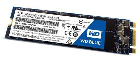 SSD WD Blue 1 TB M.2