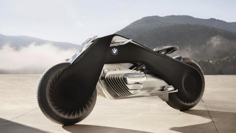 bmw moto del futuro
