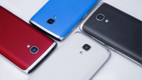 bluboo mini telefono chino