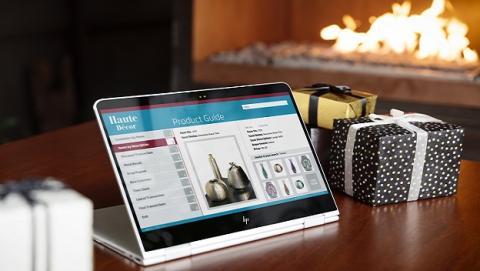 HP actualiza oferta premium para Navidad