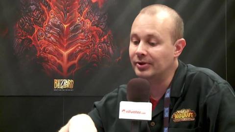 El director de World of Warcraft pasa a liderar otro proyecto