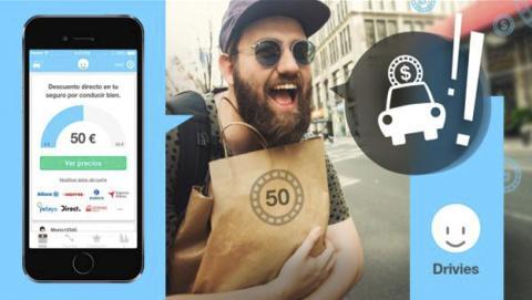 Drivies, la app para conducir mejor
