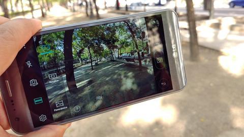 App Camara LG X Cam