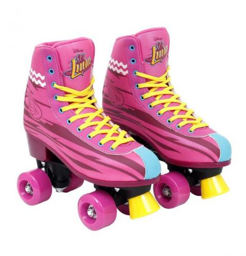 soy luna, patines