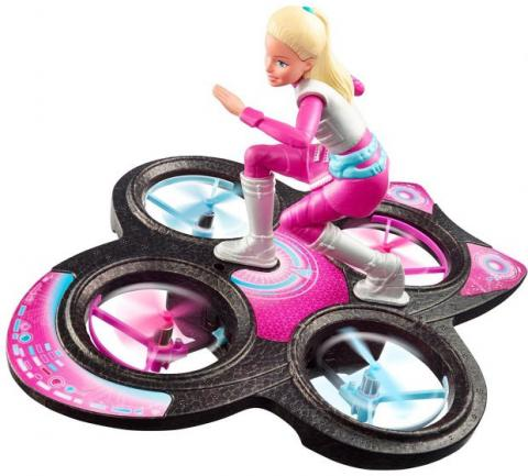barbie hoverboard