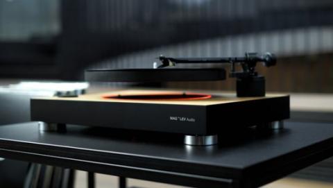 MAG- LEV Audio
