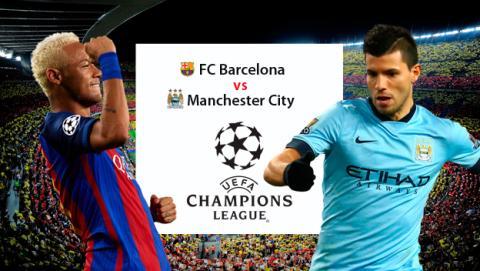 barcelona vs manchester city, ver barcelona vs manchester city, ver barcelona city champions, barça city champions