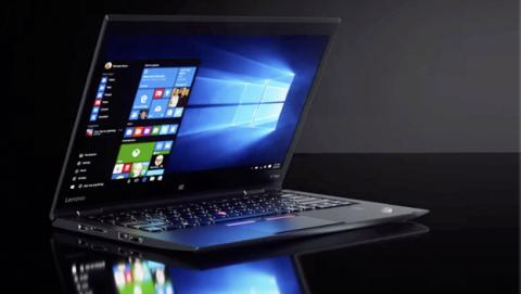 ThinkPad X1 Yoga, el convertible de Lenovo con pantalla OLED