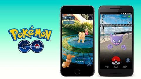 Actualización de Pokémon GO