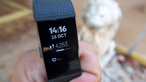 Fitbit Charge 2, análisis y opinión