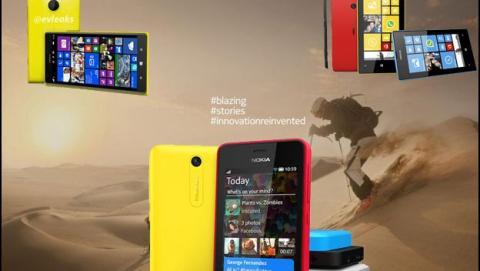 Nuevos móviles Nokia