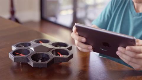 dron infantil