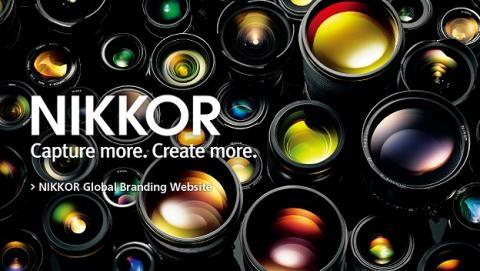 Nikon presenta nuevos objetivos NIKKOR