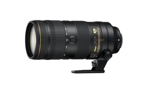 FX AF-S NIKKOR 70-200mm f/2.8E FL ED VR