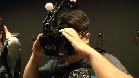 Gafas VR de Zero Latency
