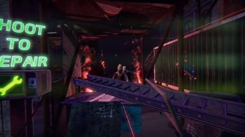 imagen del juego de Zero Latency