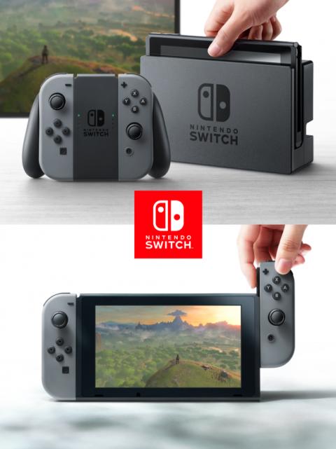 diseño modular nintendo switch