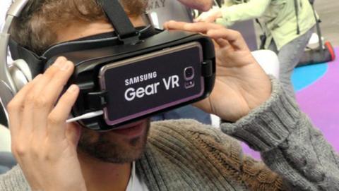 Samsung Madfun realidad virtual
