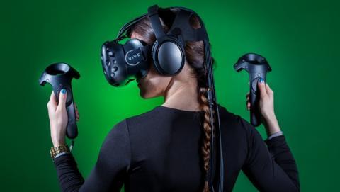 Se han vendido 140.000 gafas de realidad virtual HTC Vive