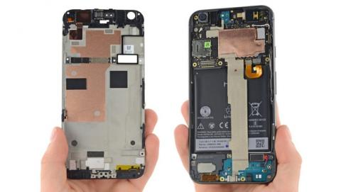 Así es el smartphone Google Pixel XL por dentro
