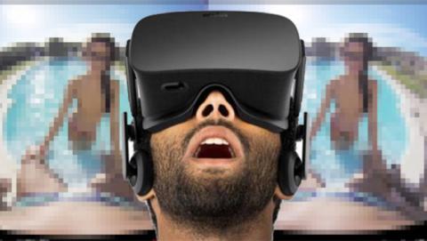Porno en PlayStation VR