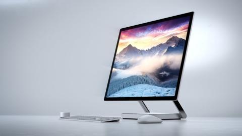 Surface Studio, el all in one definitivo de Microsoft