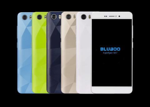 El Bluboo Picasso 4G lanza un nuevo vídeo de pesentación