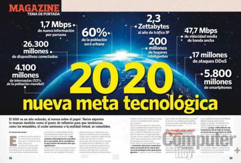 2020: nueva meta tecnológica