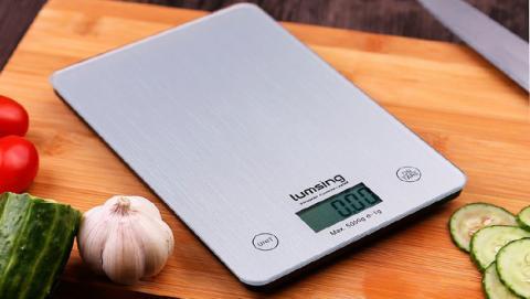 Las balanzas Lumsing te ayudan a controlar el peso con precisión