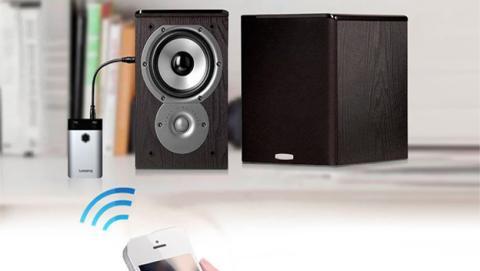 Lumsing envía tu música por Bluetooth a cualquier altavoz