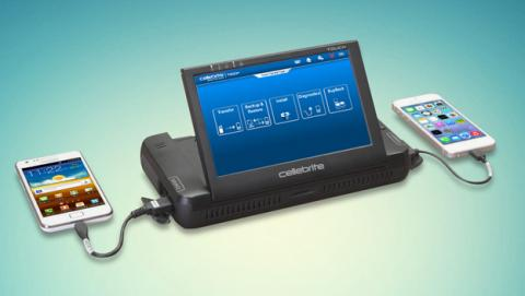 UFED Touch de Cellebrite