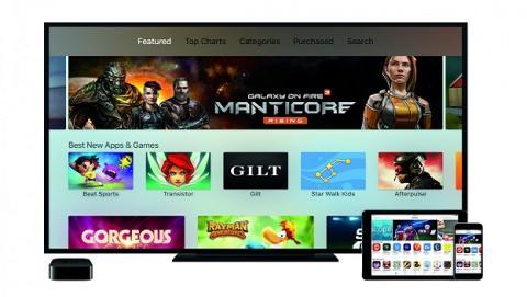 Apple lanza la app TV