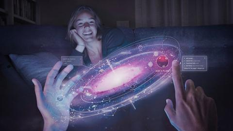 realidad mixta de magic leap