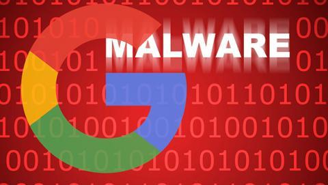 Malware en Google