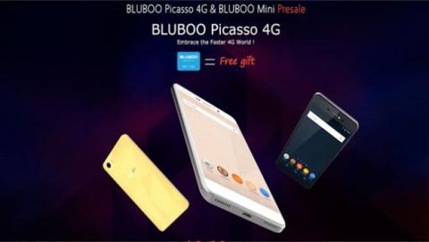 Si reservas ya tu Bluboo Picasso 4G desde su página oficial, recibirás una etiqueta NFC de regalo.