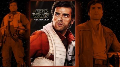 Poe Dameron podría ser Nathan Drake en la película de Uncharted