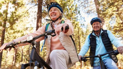 bicicleta reduce riesgo de infarto