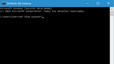 Detener el Buscando actualizaciones en Windows Update
