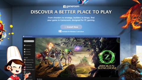 Facebook anuncia Gameroom, su plataforma de videojuegos para PC