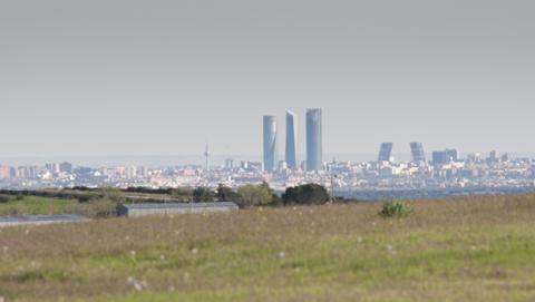 Recibir un SMS con las restricciones de tráfico en Madrid