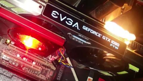 EVGA actualiza la BIOS de las GTX 1060, 1070 y 1080 afectadas