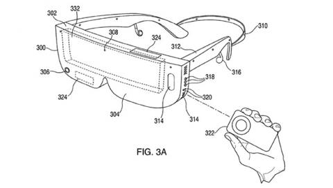 Apple ha patentado sus propias gafas de realidad virtual