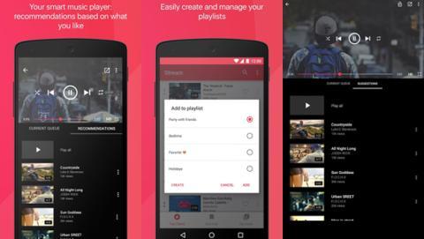La aplicación Stream para escuchar YouTube en segundo plano