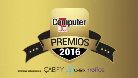 Ganadores del sorteo de los Premios ComputerHoy 2016