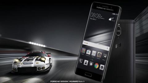 Versión Porsche Design del Huawei Mate 9